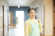 介護職で働く女性