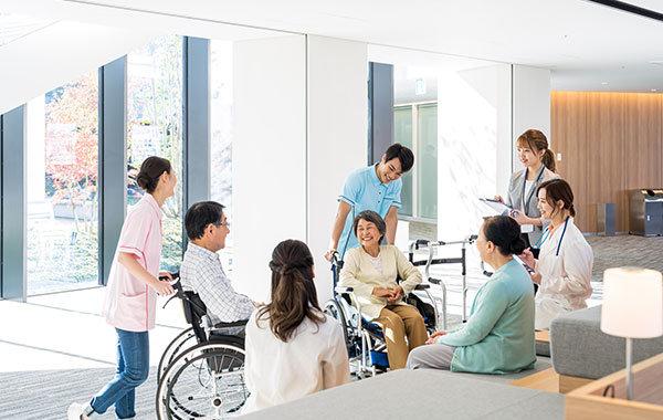 他の施設(なんでもよい)から介護施設に転職する